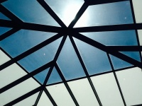 Skylight in the Media Center
